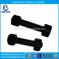 Stock DIN976 A193 B7 Black Stud Bolts with Double Nuts