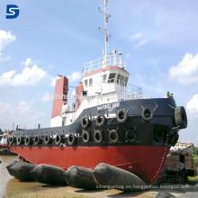 Proveedor de la fábrica de China Equipo marino Accesorios del barco Airbag de goma