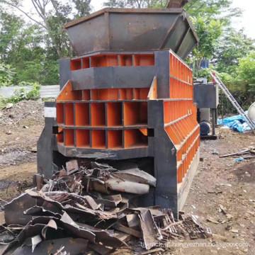 Cortador de cisalhamento do tipo recipiente de sucata hidráulica