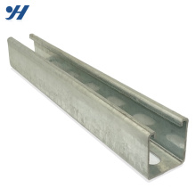 Stainless Steel Slotted Galvanized Alibaba Suppliers c shaped steel channels