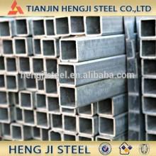 Hot Rolled Black Carbon Steel Rec Tube
