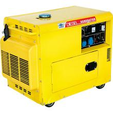 5GF-B03 Generador de energía diesel refrigerado por aire 5kw