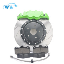 Racing performance for Subaru WRX car Brake parts big four Piston Brake calipers