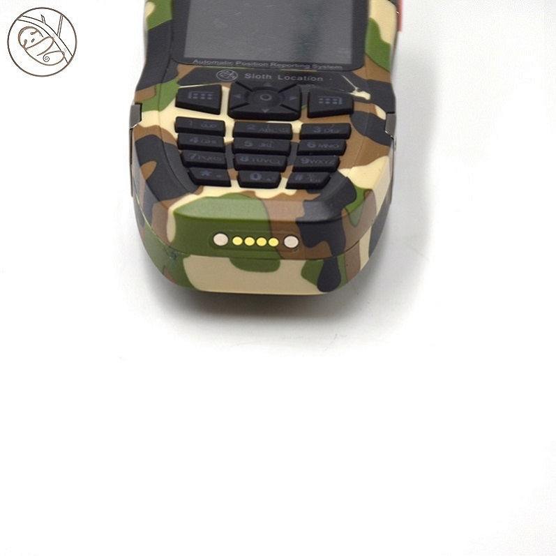 Handheld 2-Way Radio GPS Positioning Outdoor