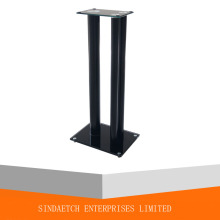 Bookshelf Speaker Stand with High Glossy Black