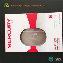 embalagem de cartão de plástico bolha de thermofroming