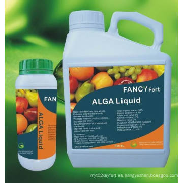 Qingdao Future Group Liquid Seaweed / Alga Fertilizer