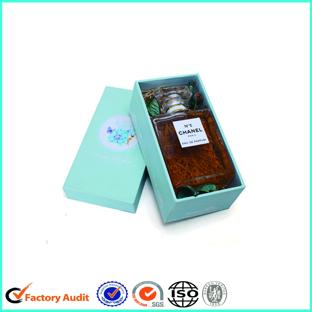 Fashionable Factory Direcrt Sale Perfume Paper Box