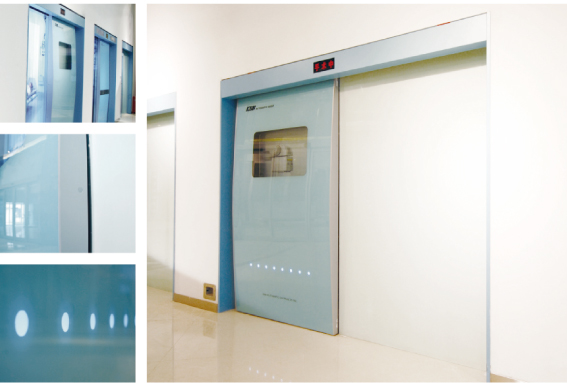 Ningbo GDoor Hermetic Sliding Doors for Hospitals
