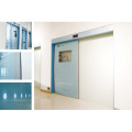 Automatic Hermetic Sliding Doors with Access Control System