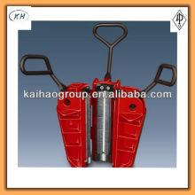 API 7K Oilfield DU Series Rotary Slips de Origem China