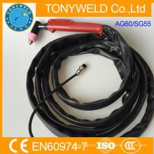 Luft-Plasmaschneidbrenner Plasmaschweiß-Schneidbrenner SG-55 AG60