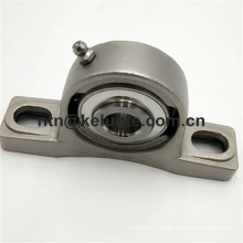 Stainless Steel Pillow Block Bearings UCP204 Bearing Units AISI420 440 304 316 Ball Bearing