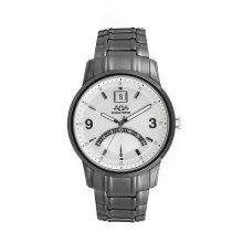 Relojes de moda de cuarzo de acero inoxidable para hombre