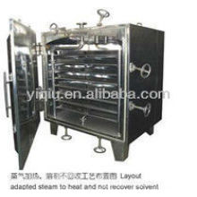 Vaccum heating and drying box for Fluorite powder