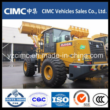 XCMG 5tons Front End Loader with 3cbm Bucket (ZL50GN)