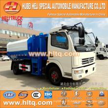 DONGFENG 6CBM autochargeant camion à ordures vente chaude