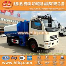 DONGFENG 6CBM self loading garbage truck hot sale