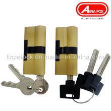 Верхняя безопасность Isreal Тип латунный цилиндр, обычный ключ, ключ компьютера (701)