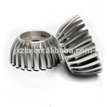 Kundenspezifisches anodisiertes Aluminium-Wärmegehäuse geführt