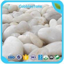 Белый Галечный Камень/ Натуральный Рив Галечный Камень/ Белый Речной Камень