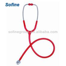 DT-414 Двойной диафрагма кардио-нержавеющей стали стетоскоп для продажи