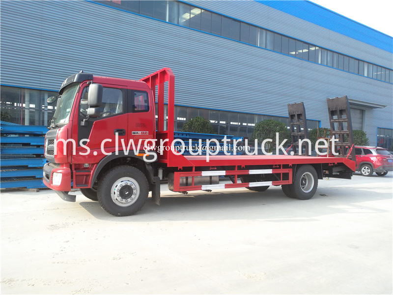 Flatbed Truck 7