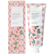 Vegan Friendly Beauty Rose Everyday Smoothing & Nourishing Hand Cream