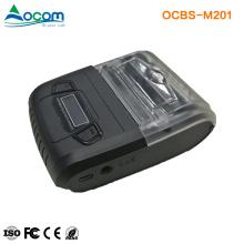 OCBP-M201: 58mm Mini tragbarer tragbarer Bluetooth-thermischer Aufkleber-Drucker für Laptop