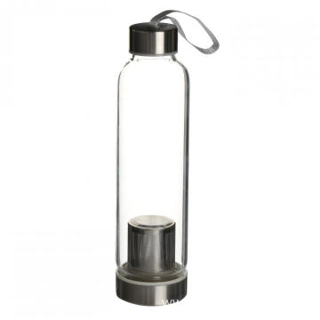 Borosilicate Glass Water Bottle/Travel Cup