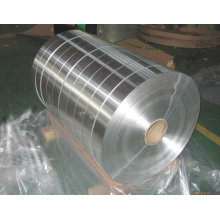 aluminium strip for flexible cable armouring
