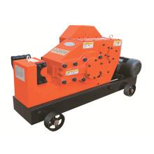 Máquina de corte da barra do ferro do motor três / monofásica