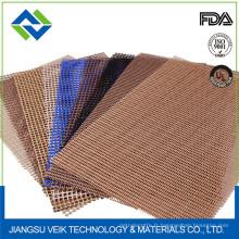 Courroie en maille d'impression textile PTFE