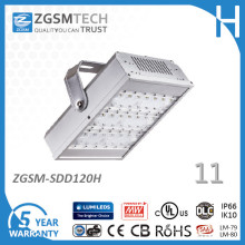 Excellent Heat Dissipation Aluminum 5 Years Warranty LED Tunnel Light
