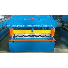 Máquina formadora de perfiles metálicos