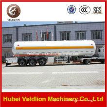 3-Achsen-LPG-Tankanhänger für den Propantransport