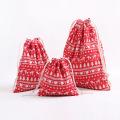 Cotton Muslin Bags Drawstring Bags