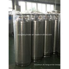 195L geschweißter isolierter Zylinder für Co2model