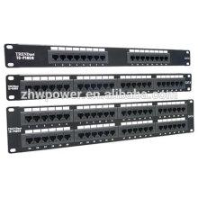 Патч-панель 3M 24 port utp, патч-панель 3M cat6 rj45, 24-портовая патч-панель 3M Cat6
