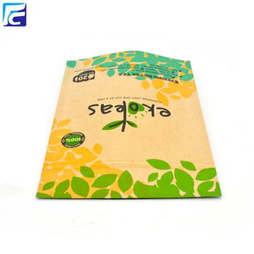 Recycle Brown Kraft Sacs en papier en gros
