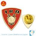 China Fábrica Fornecimento Personalizado Esmalte Color Metal Pin Emblema (KD-753)