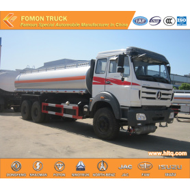 Beiben 6x4 22000L Fuel Truck Tanker for Sale