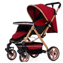Baby Stroller with Four Wheels
