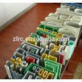 Стеклопластик стеклопластиковый профиль методом пултрузии машины
