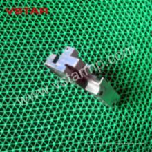 Piezas mecanizadas a medida de fresado utilizadas en la industria de la automatización