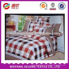 Tejido estampado 100% algodón tejido algodón para textil hogar