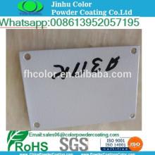 Pulvérisateur électrostatique Ral7035 texture structure fine peinture en poudre peintures
