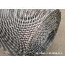 Carbon Steel Crimped Wire Mesh