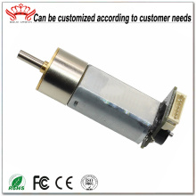 Encoder Dc Gear Motor