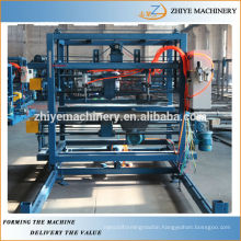 Steel Colored Sandwich Tiles Rolling Forming Machine